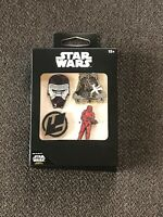 💥New Star Wars Rise Of Skywalker Theater Exclusive Promo Disney Pin Set Kylo 🎟