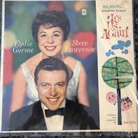 "Steve Lawrence & Eydie Gorme ""It's Us Again""-33 RPM-Free Shipping"