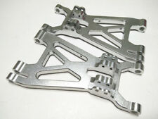 Aluminum F / R Lower Arms-1PR SET Silver For HPI 85238 Savage FLUX X XL 4.6 5.9