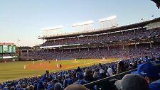 2 Chicago Cubs vs St Louis Cardinals 6/8/2019 Wrigley Field