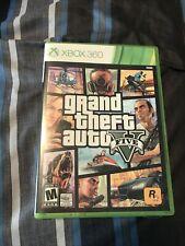 New listing Grand Theft Auto V - Xbox 360