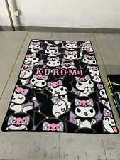 kuromi evil lots soft Blanket Throw Blankets nap quilt 150X100Cm cartoon gift