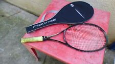 Tennis Racket Fischer Elliptic mid More with Cover