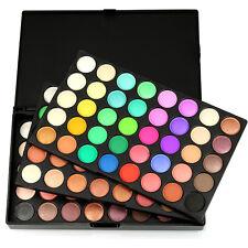 120 Matte Colors Eyeshadow Eye Shadow Palette Makeup Kit Set Pro For Popfeel D9