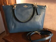 Coach Kelsey Purse in Bright Mineral *NWT