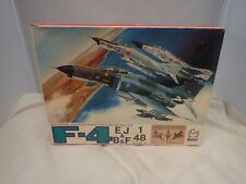 F-4EJ/B/F PHANTOM CONVERTIBLE KIT 1:48 SCALE VINTAGE SKILL 2 PLASTIC MODEL KIT