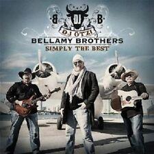 DJ ÖTZI & THE  BELLAMY BROTHERS - SIMPLY THE BEST  CD+++++++++15 TRACKS+++++ NEW