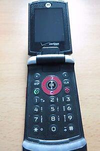 Motorola Adventure Verizon V750 Cell Phone - Clean ESN - Won't Turn On