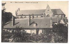 cléry maison de louis XI