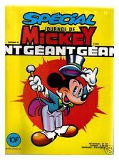 SPECIAL LE JOURNAL DE MICKEY GEANT  1430 BIS DE 1979 BE