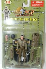 Ultimate Soldier 1:18 Battle of The Bulge CPL Cooper (Whammer) Sutherland