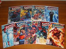 SUPERMAN: UNCHAINED #1 - 9 SET (DC) 2013 (9 ISSUES) NEW 52