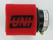 Uni Air Filter Clamp On Pod 2 (50mm) ID x 4 Long Dual Stage Angled UP-4200AST