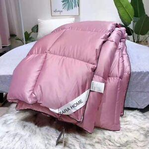 2020 Down Quilt Winter Thick Velvet Quilt Duvet Filled Duvet Blanket Home Bed