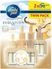 Ambi Pur 3Volution Plug In Refill - Vanilla Bouquet - 20ml x Twin Pack