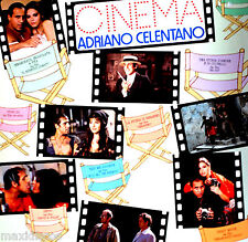 LP - Adriano Celentano - Cinema (Orig. Spanish Edit. 1982) AS MINT - COMO NUEVO