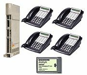 Lucent Avaya Partner Acs R6 Office Phone System With Voicemail Amp 4 18d 1 34d