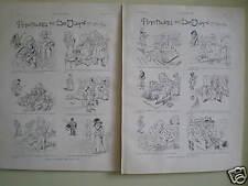 Pot Pourri sur Don Juan par Caran D'Ache 1896