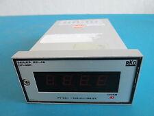 RKC Temperature Controller RE-48 RE48 -100-199.9ºC DP-48R