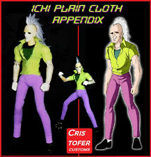 ICHI HIDRA PLAIN CLOTH APPENDIX, SAINT SEIYA MYTH CLOTH HYDRA HYDRE CIVIL CASUAL