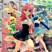 Magic Knight Rayearth SP Special figure Vol.1.2.3 all three set light, sea and w