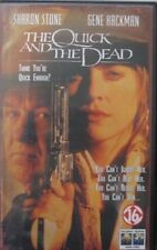 THE QUICK AND THE DEAD  - VHS