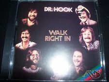 Dr Hook Walk Right In Rare (Australia) CD – Like New