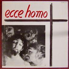 Ecce Homo 33 Tours Alain Saury 1965