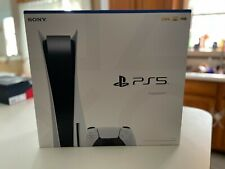 *NEW* Sony PlayStation 5 Console PS5 Disc Edition - IN HAND - SAME DAY SHIPPING!