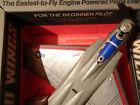 Cox Delta F-15 Wild Wing .049 Gas Control Line VINTAGE PLANE FOR RESTORATION F15