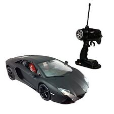 Doyusha 1/16 Big Scale RC Super Car Lamborghini Aventador LP720-4 Black 49MHz