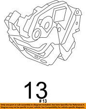 VOLVO OEM 11-15 S60 Front Door-Lock Actuator Motor 31349858