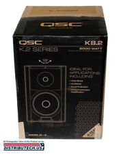 "QSC K8.2  2000 WATT  8"" 2-Way Active Powered Speaker  - MAKE OFFER"