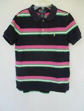 Polo by Ralph Lauren Girl's Size 6 100% Cotton Short Sleeve Polo Shirt