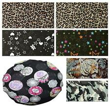 Flat Round Shape Cover*Modern Cotton Canvas Floor Seat Chair Cushion Case*AL2