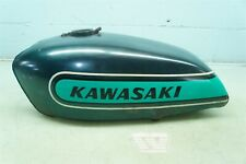 Vintage Kawasaki S3 400 Gas Fuel Tank S3400 STOCK PAINT TRIPLE *1995