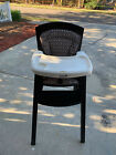 Pre-+Owned+Safety+First+Wooden+Highchair+NEW+Cushion%2C+2+NEW+trays