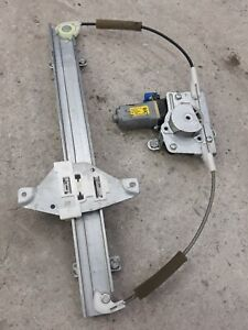 Chevrolet Aveo Mk2 2008 - 2011 Right Rear Electric Window Regulator & Motor