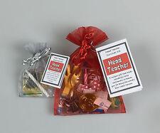 * Head Teacher Survival Kit Novelty Keepsake Gift - Personalised Option