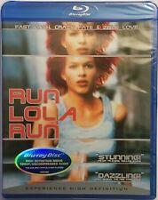 Run Lola Run Blu-Ray New Sealed