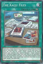 YU-GI-OH CARD: THE KAIJU FILES - SHVI-EN089 1st EDITION