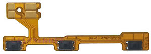 Ein An Aus Flex Lautstärke Schalter Power Volume Button Side Key Huawei P20 Lite
