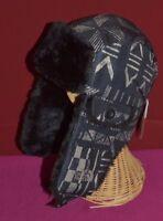 The North Face Ear Flap Heli Hoser  Men Women Snow Ski Winter Hat One Size New