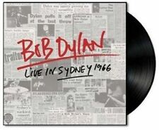 Bob Dylan - Live in Sydney 1966 Vinyl LP