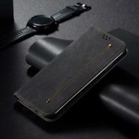 Für Xiaomi Mi 11/10T/10T Pro/10T Lite/POCO X3 NFC Leder Schutzhülle Folio Hülle