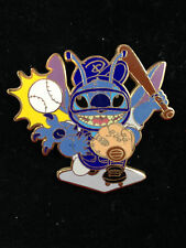 DisneyShopping.com Baseball Spring Training Batter Catcher Stitch Pin LE 250