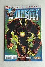 MARVEL HEROES ,Marvel France ,panini Comics ,état neuf ,numéro = 19