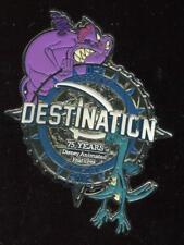 D23 Destination D 75 Years of Animated Features Hercules Disney Pin 93397
