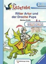 Ritter Artur und der Drache Pups von Markus Grolik (2016, Taschenbuch)