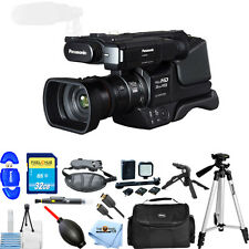 Panasonic HC-MDH2 AVCHD Shoulder Mount Camcorder (PAL)!! PRO BUNDLE BRAND NEW!!